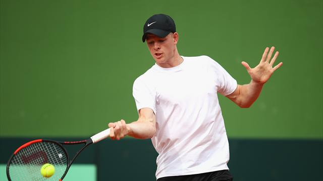 Edmund brushes aside Albot to progress in Morocco