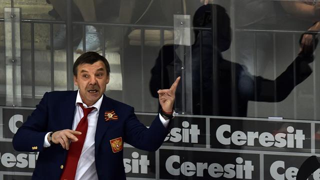 «Чемпионат»: Знарок покинет СКА, его заменит Воробьев