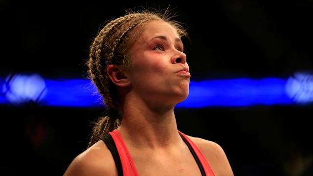 «Они окружили меня и поставили в неестественное положение». Звезда UFC рассказала об изнасиловании