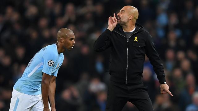 Guardiola : «J'ai juste dit à l'arbitre qu'il y avait but de Sané»