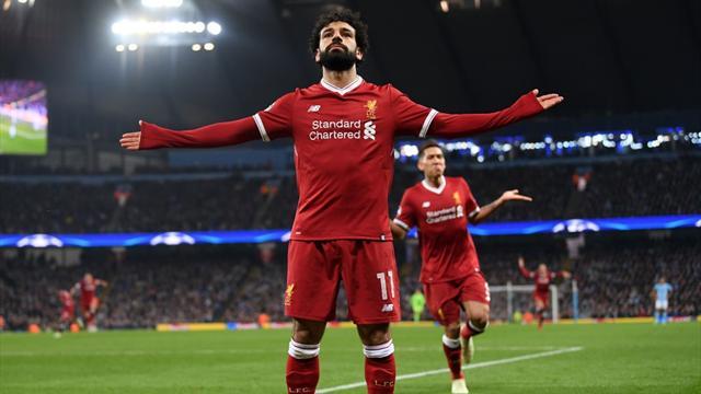 Liverpool a mis City à ses pieds