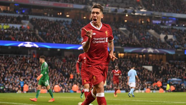 Firmino punit Otamendi et délivre les Reds : le but de la victoire des Reds
