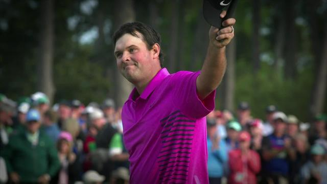 Reed reflects on donning green jacket at Augusta