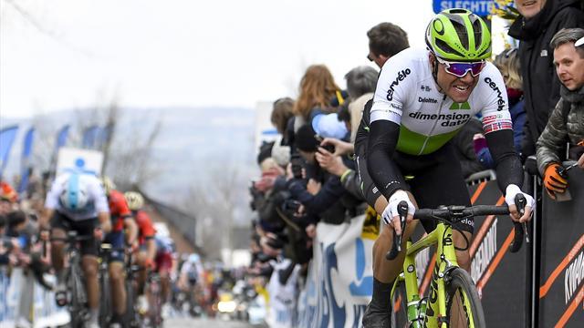 Boasson Hagen remporte la deuxième étape