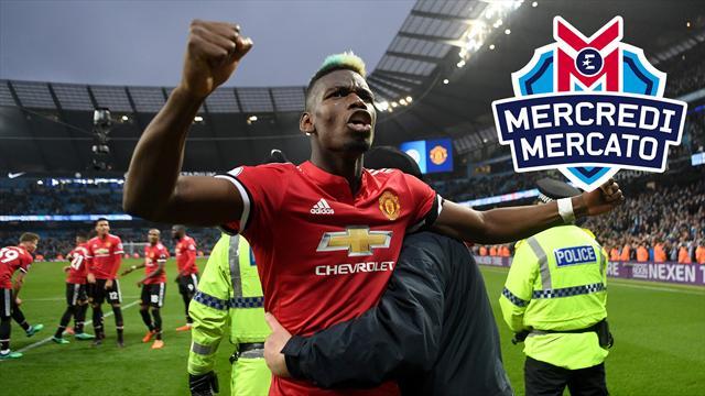 Pourquoi Pogba ne doit pas quitter Manchester United cet été