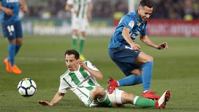 Con Guardado, Betis vence al Girona y se afianza en quinto lugar