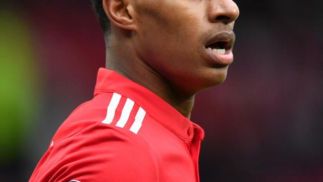 Manchester United set to turn down any approach for Marcus Rashford