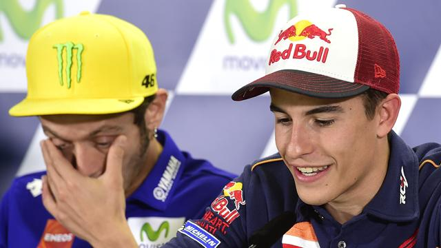 """Marquez: """"Ho sbagliato con Rossi ma cose del genere in passato sono successe pure a lui"""""""