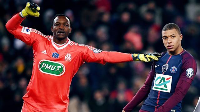 Trapp : «Le meilleur gardien de L1 hors PSG ? Mandanda»