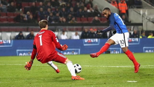 «L'Allemagne est un des favoris au Mondial, la France est au même niveau»