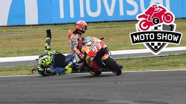 Réaction de Marquez, Uccio, supporters de Rossi : ce qu'il s'est passé en coulisse