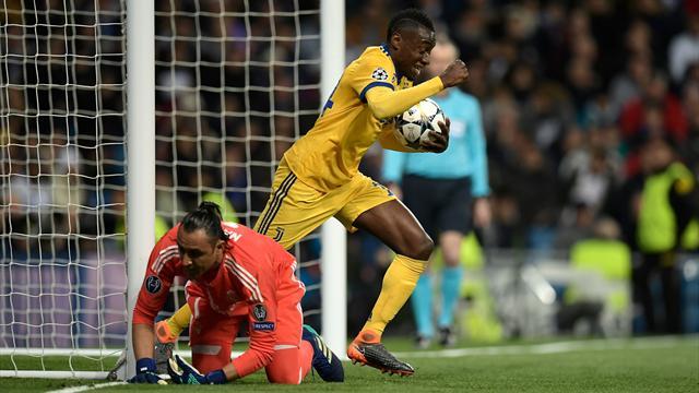 Matuidi avait pourtant remis la Juve à la hauteur du Real