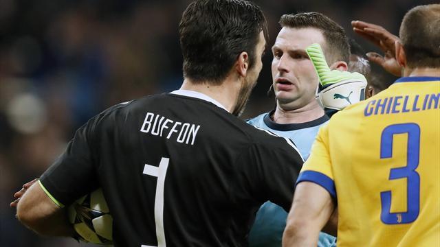 """Buffon : """"L'arbitre a été un tueur, un animal"""""""
