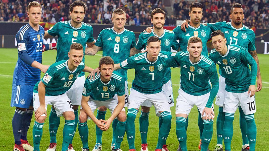 Wm Team Deutschland Im Profil So Lief Die Qualifikation