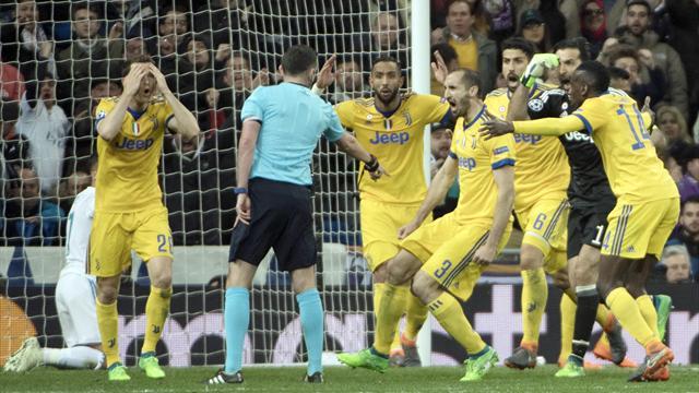 Le Real est-il si souvent avantagé par l'arbitrage à Bernabéu ?