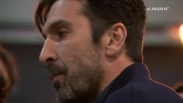 """Buffon: """"L'arbitro ha commesso un crimine contro l'umanità sportiva..."""""""