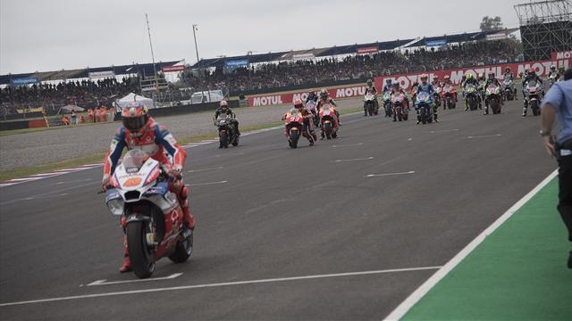 La MotoGP pensa al decalogo delle sanzioni ma la realtà è che servirebbe una nuova Race Direction