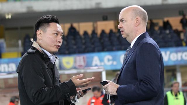 Milan, lettera di Yonghong Li ai tifosi: