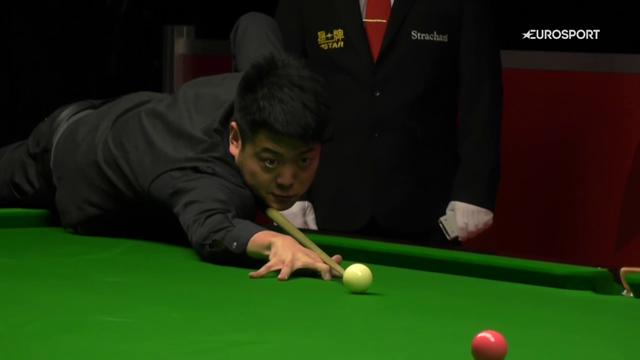 Liang Wenbo z trzecim maksymalnym brejkiem w karierze