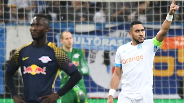 Marseille vidare efter galet målkalas