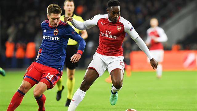 Pressat Arsenal höll undan