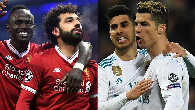 Votez pour l'équipe ultime entre Liverpool et le Real Madrid