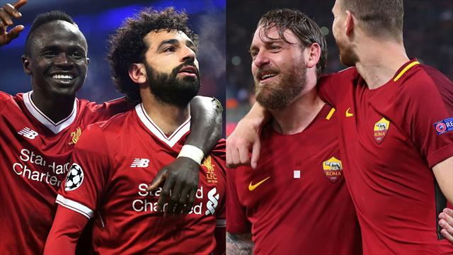 Liverpool face Roma in semis, holders Real drawn against Bayern