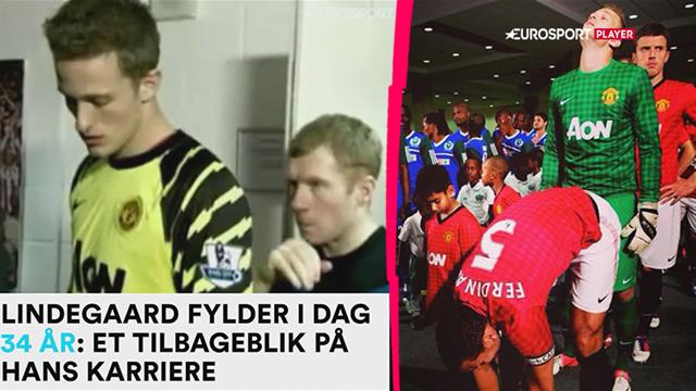Lindegaard fylder 34 år i dag: En karriere med op og nedture
