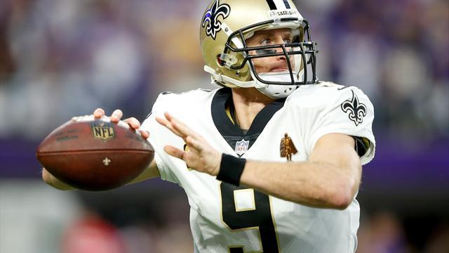 NFL: Quarterback Brees verlängert bei den Saints