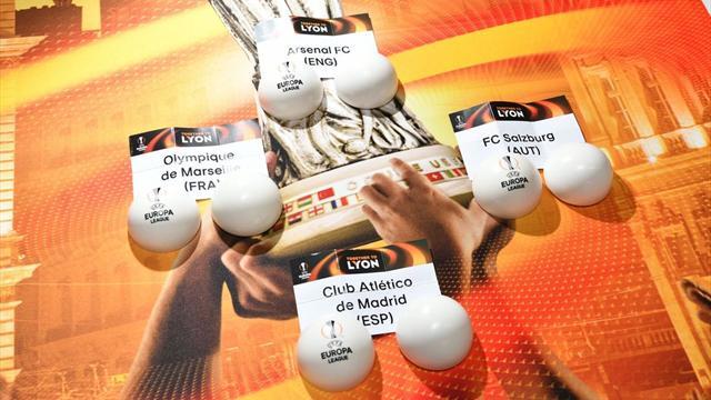 UEFA Avrupa Ligi yarı finalinde dev eşleşme