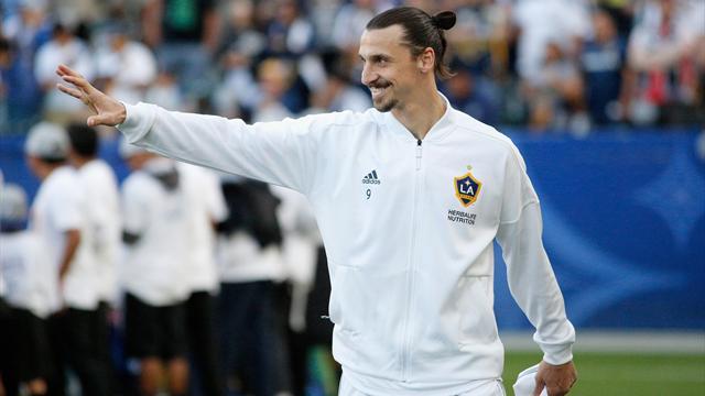 Zlatan-cam exklusivt på Eurosport Player