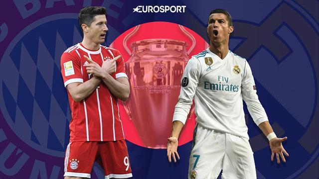 Real Madrid enfrentará al Bayern Munich
