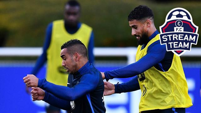 «Aujourd'hui, Fekir et Payet sont quasiment sur la même ligne pour la Coupe du monde»