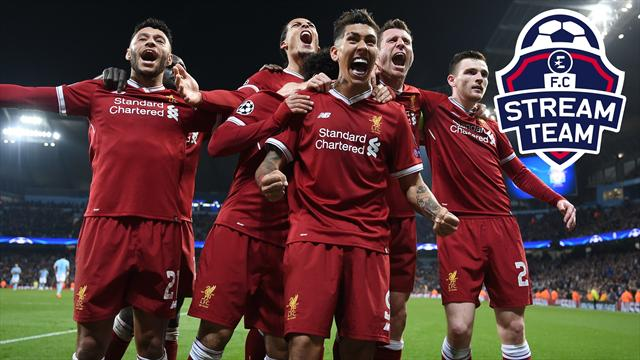 «Liverpool est mon favori pour la victoire finale en Ligue des champions»