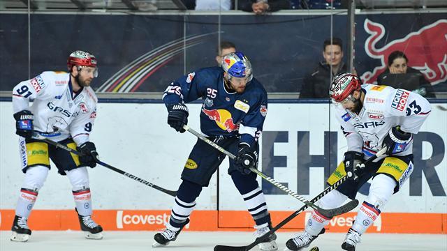 DEL-Finale: Berlin gelingt Überraschung in München