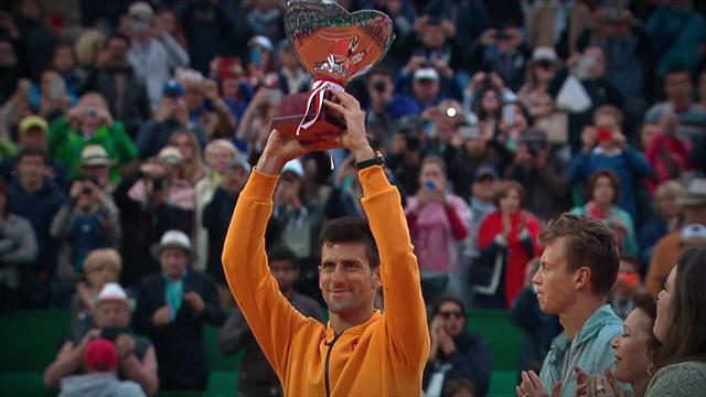 Masters 1000 Monte-Carlo, Djokovic si arrende a Thiem. Goffin ai quarti