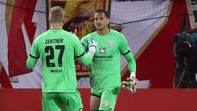 Torhüter-Rotation in Mainz: Das denkt Adler