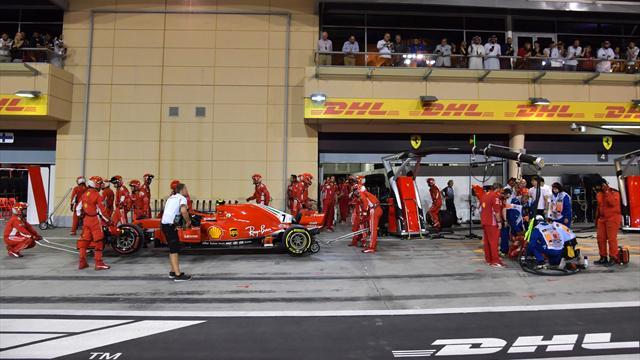 Ferrari évoque un problème de capteur à l'origine de l'accident de son mécanicien