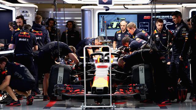 Un moteur changé en moins de trois heures, l'exploit des mécaniciens de Ricciardo