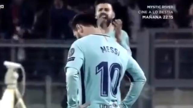 Реакции Роналду и Месси на пропущенные голы в ЛЧ, после которых ты поймешь, кто реальный лидер клуба