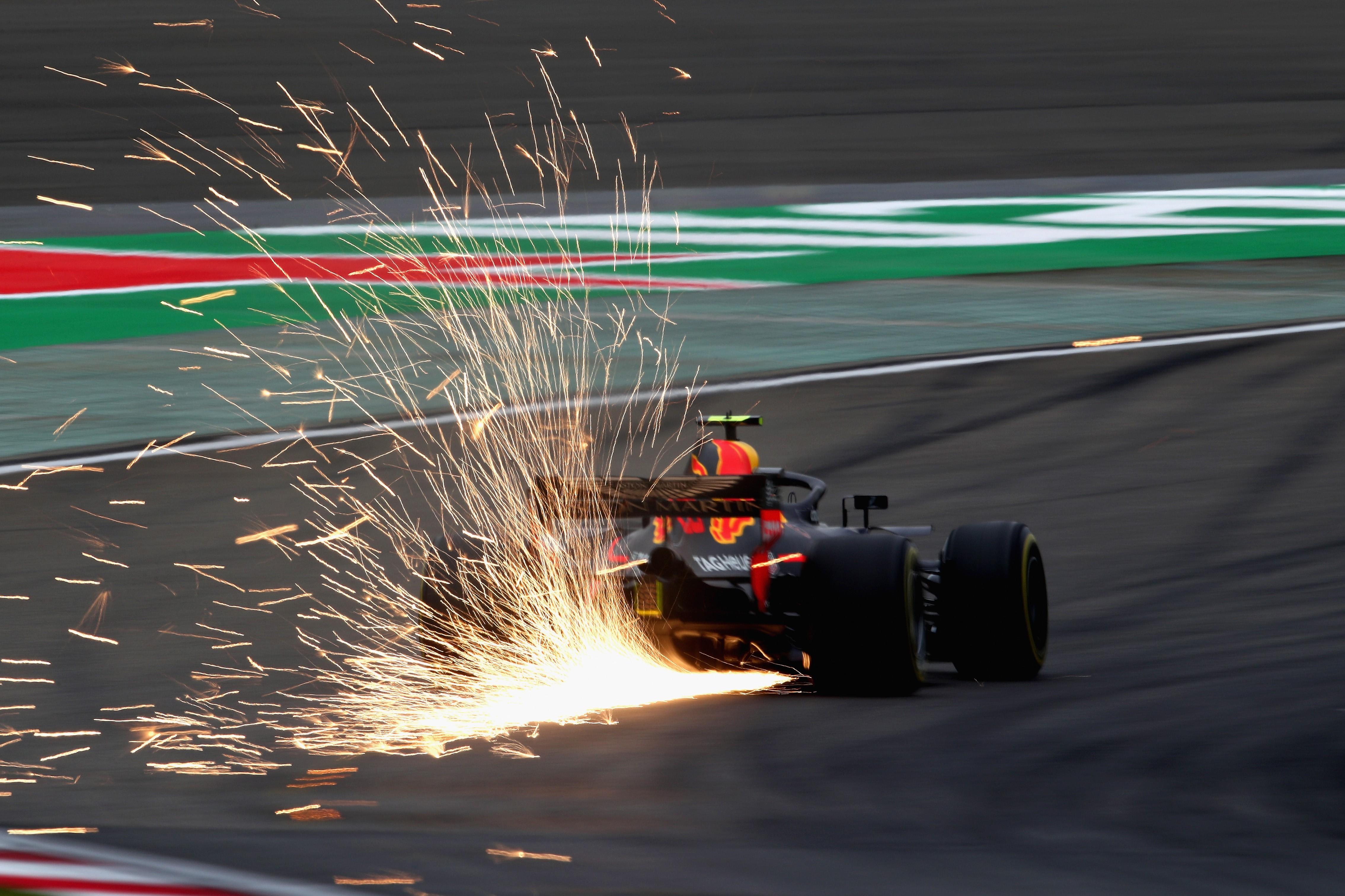 Max Verstappen (Red Bull) au Grand Prix de Chine 2018