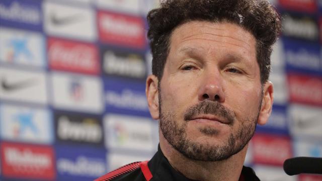El Atlético de Madrid supera con comodidad al Levante