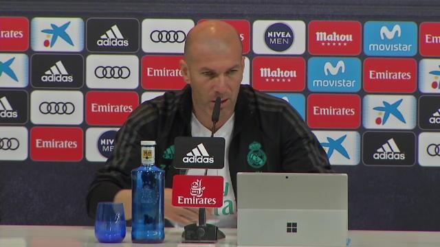 Zidane s'insurge : «C'est une honte de parler de vol»