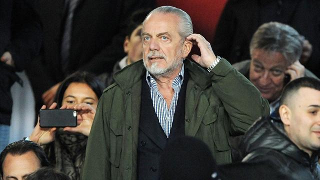 Президент «Наполи»: «Как-то Коллина выкинул нас из еврокубков, он вредит итальянским клубам»