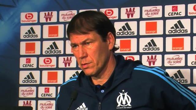 """Garcia : """"Il faudra être capable d'être l'Olympique de Marseille"""""""
