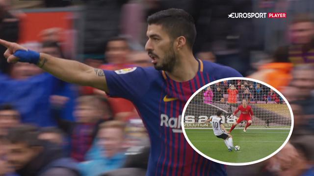 Highlights: Masser af chancer i Barcelona-oprejsning og dermed et skridt nærmere titlen!
