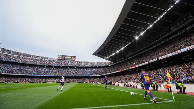 Valencia-Barcelona, partidazo para cerrar la jornada 8