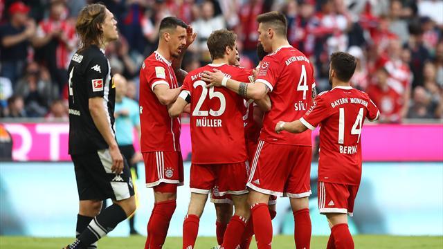 Le Bayern a déroulé, comme toujours