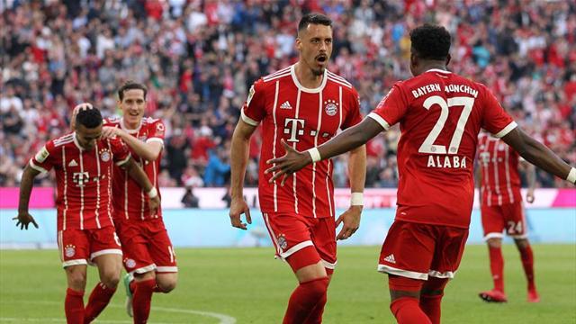 Bayer Leverkusen - FC Bayern heute live im TV, Livestream und Liveticker