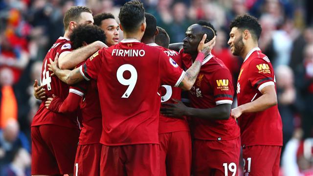 Highlights: Salahs mål nummer 30 da Liverpools trio triumferer mod Bournemouth!